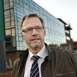 Jyske Banks direktør Anders Dam. (Foto: Jens Nørgaard Larsen/Scanpix 2013)