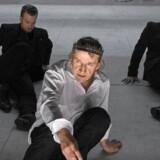 Berlingskes teaterredaktør kårer Jens Albinus som årets mandlige skuespiller.