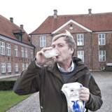 Gram slot i Sønderjylland har den økologiske storlandmand Svend Brodersen i spidsen.