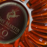 """A bottle of """"XO"""" (extra old) cognac is displayed at the Remy Martin distillery in Cognac, southwestern France, in this October 8, 2012 file photo. Remy Cointreau is expected to report Q1 results this week. REUTERS/Regis Duvignau/Files GLOBAL BUSINESS WEEK AHEAD PACKAGE - SEARCH """"BUSINESS WEEK AHEAD JULY 20"""" FOR ALL IMAGES"""