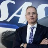 SAS-direktør Rickard Gustafson siger, at selskabet skal blive skarpere til at sætte den rigtige billetpris.
