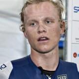 Mads Würtz Schmidt havde en uheldig dag, da tempotalenterne kørte enkeltstart i Qatar. Scanpix/Henning Bagger