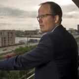 - Vi har faktisk leveret gode afkast i 2015 internationalt set, men bare ikke i forhold til vores konkurrenter, fordi vi har fravalgt danske aktier, siger Søren Dal Thomsen, adm. direktør i AP Pension.