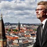 Københavns overborgmester Frank Jensen (S) insisterer på at lovliggøre hashhandel i hovedstaden. Primært for at flå en milliard-forretning ud af hænderne på forbrydere.
