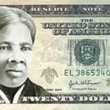 Sådan kommer den nye 20-dollarseddel til at se ud.