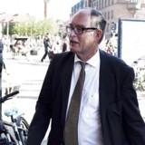 Efter dommen for kursmanipulation er Jørgen Glistrup ude med riven efter både anklager og Bagmandspolitiet. Han mener, at anklageren var manipulerende og er rystet over sit møde med Bagmandspolitiet.