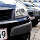 Morten Kabell (EL) vil gøre det fem gange dyrere for københanvske bilister at få licens til at køre rundt og lede efter en ledig parkeringsplads. Arkivfoto.
