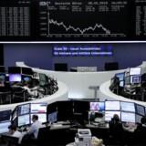 De europæiske aktier er i god form på ugens sidste handelsdag målt på det brede europæiske aktieindeks Stoxx 600. Dermed bygger Europa videre på milde aktievinde fra USA torsdag aften og Asien fredag morgen.