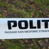En 23-årig kvinde er blevet tiltalt for at have kvalt sin treårige søn i Svendborg i juli sidste år. Free/Politiet/arkiv