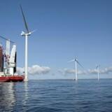Pressefoto: MHI Vestas Offshore Wind