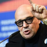 Den italienske dokumentarfilmsinstruktør Gianfranco Rosi.