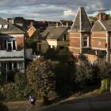 Det er ikke kun i større byer, at boligpriserne rykker opad. Tal fra Realkreditrådet viser stigninger overalt. Arkivfoto.