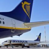 Ryanair flyver i dag udelukkende Boeing 737 og skal det irske lavprisselskab til at flyve transatlantisk, så skal det ud og købe en ny flytype.