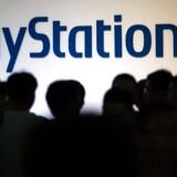 Søndag blev Sonys Playstation-spilnet igen udsat for et hackerangreb, der tvang det i knæ. Arkivfoto: Johannes Eisele, AFP/Scanpix