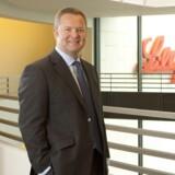 Chefen for Eli Lillys europæiske diabetesforretning, Jeremy Morgan, understreger, at virksomheden følger nøje med i alle Novo Nordisks milliardinvesteringer i nye lægemidler. Foto: Eli Lilly