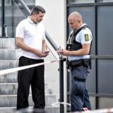 For almindelige mennesker er der ikke grund til at være mere utryg end normalt i København, siger lederen af byens lokalpoliti, vicepolitiinspektør Jakob Vilner.