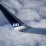 Efter et tilløb, der blev lidt længere end planlagt, går Scandinavian Airlines Ireland i luften onsdag. (Foto: Asger Ladefoged/Scanpix 2017)