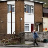 Det er denne adresse, Stephen Kinnock har opgivet som sin bopæl i Port Talbot.