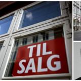 På grund af forsinkelsen i Tinglysningen tabte Ben Säbel 90.000 kr. Det var et lån, der skulle indfries efter salget af lejligheden i Bredgade.