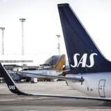 Indenrigstrafikken i Danmark er faldet markant, og det vil flyselskaberne gøre noget ved. Priserne skal ned og danskerne skal tage indenrigsflyvningerne til sig som alternativ til bus og tog. (Foto: Jeppe Bjørn Vejlø/Scanpix 2014)