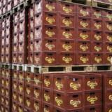 Rivalerne er lykkes med at æde 5 procentpoint af Carlsbergs markedsandel inden for det vigtige marked for øl hældt på plastikflasker i årets første seks måneder, viser tal fra bryggerigiganten.