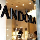 Pandora er den mest shortede aktie på det danske aktiemarked. Arkivfoto.