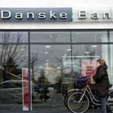 Danske Bank-filial.