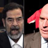 Det var en fejl, at Vesten invaderede Irak og fjernede Saddam Hussein, mener Dansk Folkepartis Søren Espersen