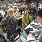 Flere danskere vælger alligevel ikke at bytte så mange julegaver som ventet på årets store byttedag den 27. december.