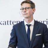 Skatteminister Karsten Lauritzen vil sammen med dansk erhvervsliv nedsætte en særlig indsatsstyrke for at få dobbeltbeskatningsaftaler i stand med en række lande, så dansk erhvervsliv bliver stillet bedre. Erhvervslivet er glad for initiativet. Foto: Jens Nørgaard Larsen