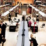 Frederiksberg Bibliotek.