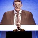 Mantoni har de seneste ni måneder forsøgt at sige op i Bang & Olufsen, men bestyrelsesformand Ole Andersen lod ham vente.