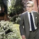 Justitsminister Søren Pind, der vil slå markant hårdere ned på voldsmænd.