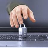 En dansk virksomhed har allerede oplevet, at hackere trængte ind og satte lås på alle deres data, så de måtte betale for at få dem låst op igen. Arkivfoto: Iris/Scanpix