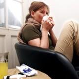 Sygefraværet på arbejdspladserne kan nedbringes med et enkelt opkald fra chefen på planlagte tidspunkter.