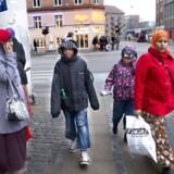 Indvandrerne og deres efterkommere bliver flere i Danmark og udgør ifølge nye tal fra Danmarks Statistik 11,1 procent.