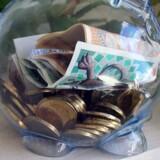 Det er ikke nødvendigvis så nemt, som man tror, når man vil samle sine småpenge i form af »klatpensioner«. Arkivfoto.
