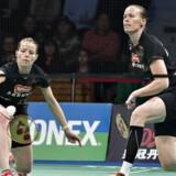 Kamilla Rytter Juhl og Christinna Pedersen måtte ud i tre sæt, før de sikrede finalepladsen i Australian Open.