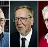 Uffe Ellemann-Jensen, Per Stig Møller, Mogens Lykketoft er blandt de ti danske politikere der står bag det opsigtsvækkende brev.