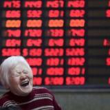Med hiv og sving lykkedes det de kinesiske markeder at lukke i plus for sjette dag i træk. Skuffende eksportal fra februar havde ellers sendt markederne i minus.
