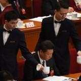 Kinas præsident Xi Jinping