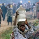 Ifølge en ny FN-rapport var 65,3 millioner mennesker på verdensplan sidste år på flugt fra konflikt, forfølgelse eller nød. Det er rekordmange. Scanpix/Odd Andersen