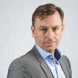 Chefredaktør på Berlingske, Jens Grund