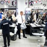 Der var travlhed i Kvickly i Albertslund i dag, torsdag d. 5. november, hvor de åbnede butikken op med en masse gode tilbud og nye indkøbsmuligheder til kunderne.