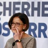 Østrigs indrigsminister Johanna Mikl-Leitner