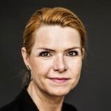 Inger Støjberg - Udlændinge-, integrations- og boligminister.