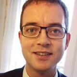 Esben Lunde Larsen - Uddannelses- og forskningsminister.