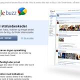 Google Buzz er seneste tiltag fra Internet-giganten.