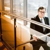 Michael Pram Rasmussen, bestyrelsesformand, AP Møller-Mærsk.