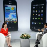 LGs nye Optimus One-telefon skal redde mobilgiganten op til jul. Foto: LG